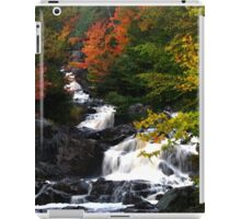 Duchesnay Falls iPad Case/Skin