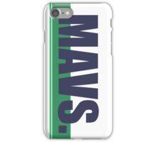 Mavs. iPhone Case/Skin