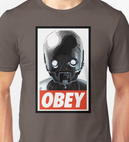 Obey K-2SO Unisex T-Shirt