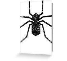 Future Wall Crawler (Vintage) Greeting Card