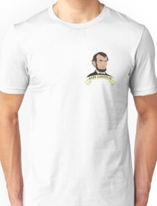 Babe Lincoln (Small) Unisex T-Shirt