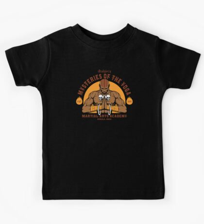 Yoga Martial Arts Kids Tee
