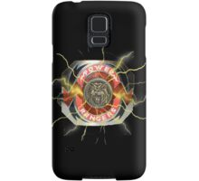 It's Morphin Time - SABER-TOOTH TIGER Samsung Galaxy Case/Skin