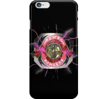 It's Morphin Time - PTERODACTYL iPhone Case/Skin
