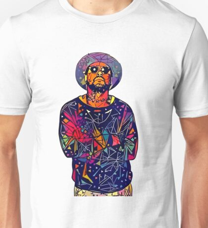 Abstract Schoolboy Q Unisex T-Shirt