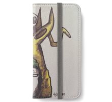 Adventure Time - Orgalorg iPhone Wallet/Case/Skin