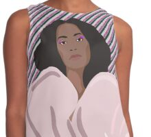 Solange Knowles Contrast Tank