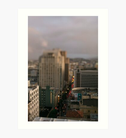 San Francisco Art Print