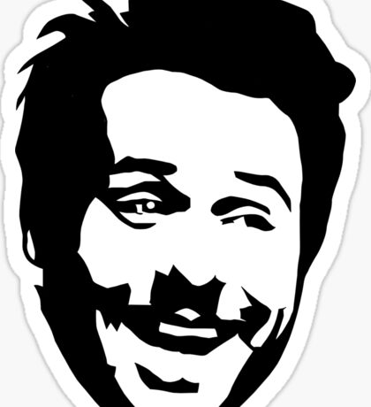 Charlie Day Sticker