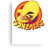 custom Speedy Gonzales new funny t-shirt Canvas Print