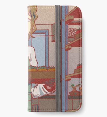 Gardening iPhone Wallet/Case/Skin