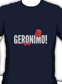 Doctor Who Geronimo! T-Shirt