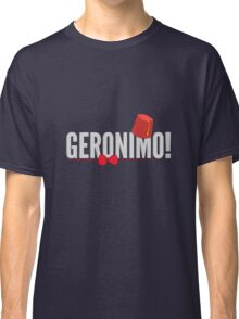 Doctor Who Geronimo! Classic T-Shirt