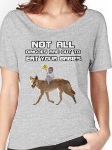 Dingo PSA Women's Relaxed Fit T-Shirt