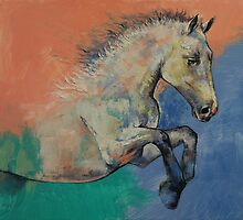Graceful Jets by Michael Creese