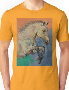 Graceful Jets Unisex T-Shirt