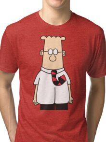 Dilbert  Tri-blend T-Shirt