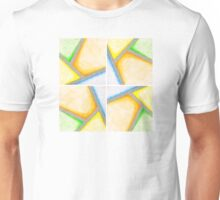 Shapes between the Stars Unisex T-Shirt