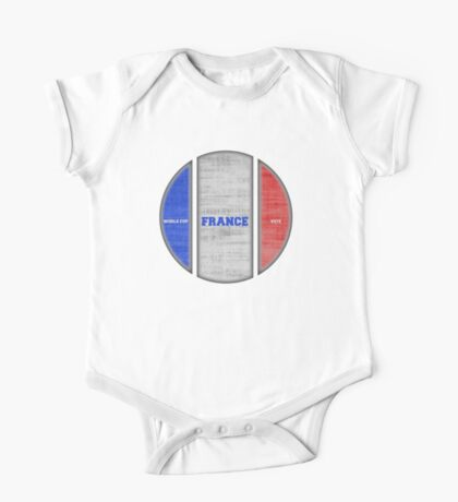 FRANCE VT WC One Piece - Short Sleeve