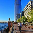 Goldman Sachs Tower Exchange Pl. Jersey City by pmarella