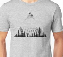 Robson Above the Trees Unisex T-Shirt
