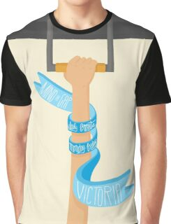 Victoria Line (LondonTube) Graphic T-Shirt