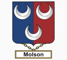 Molson Coat of Arms (English) Kids Clothes