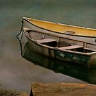 New-and-Old,-Back-Cove,-Maine by Dave  Higgins