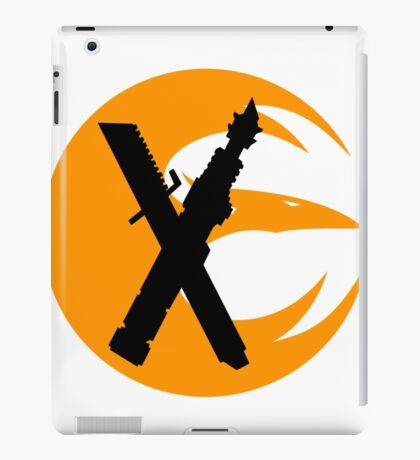 Saber Starbird iPad Case/Skin