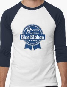 Blue Ribbon Army Men's Baseball ¾ T-Shirt