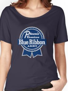 Blue Ribbon Army Women's Relaxed Fit T-Shirt
