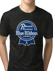 Blue Ribbon Army Tri-blend T-Shirt