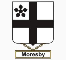 Moresby Coat of Arms (English) Kids Clothes