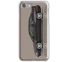 Ebony Mica black Subaru Alcyone SVX iPhone Case/Skin