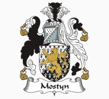Mostyn Coat of Arms (English) Kids Clothes