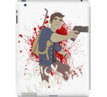 Spicy Apocalypse - T-Shirt iPad Case/Skin