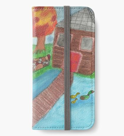 The Cabin in the Woods iPhone Wallet/Case/Skin