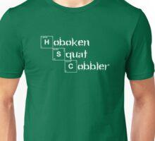 Hoboken Squat Cobbler 3 Unisex T-Shirt