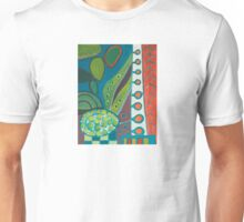 .Composition with large Egg on a Table  Unisex T-Shirt