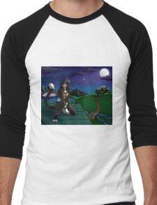 A Fierce Contender Men's Baseball ¾ T-Shirt