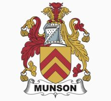 Munson Coat of Arms (English) Kids Clothes