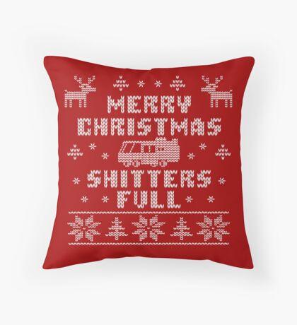 Cousin Eddie X-mas Design Throw Pillow