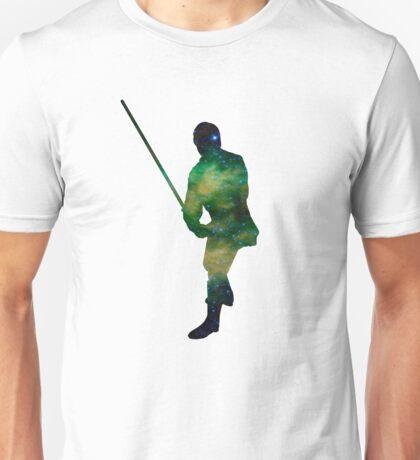 Luke Skywalker Galaxy Unisex T-Shirt