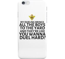 Let's P-P-P-Parody other songs! iPhone Case/Skin