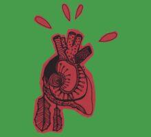 Gipsy heart One Piece - Short Sleeve