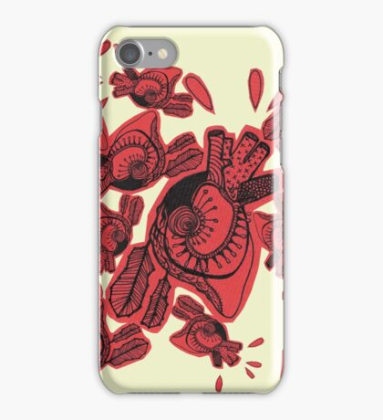 Gipsy heart iPhone Case/Skin