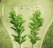 Eco Bulb Sticker