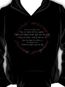 If this is to end in fire T-Shirt