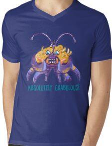 Absolutely Crabulous! (Tamatoa) Mens V-Neck T-Shirt