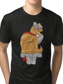 Thorkitty Tri-blend T-Shirt
